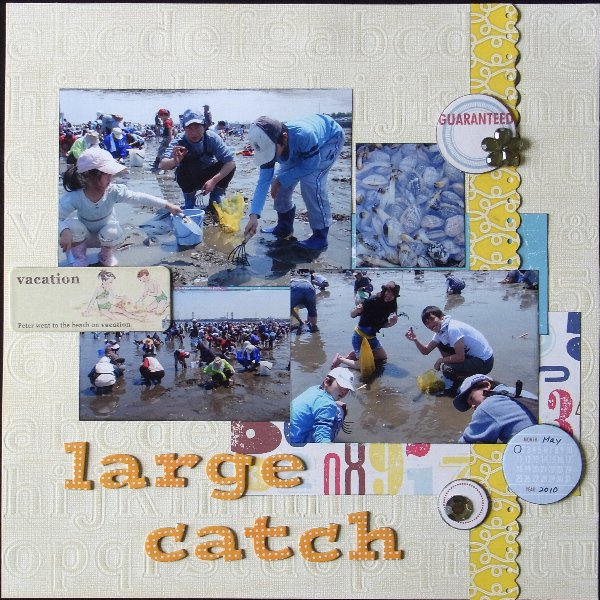 large catch