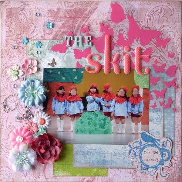 the skit
